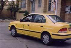فروش فوری تاکسی گردشی سمند