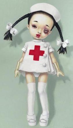 وقتی پرستار بیمار میشود