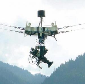 تجهیزات فیلمبرداری نماهای بالایی Bird View