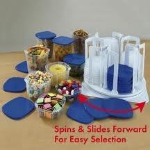 ظروف نانو 49 تیکه جدید Spin N Store - Eforosh ...